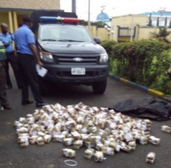 "How police officers recovered diverted N60. 250 million belonging to Stanbic IBTC The Rivers State Police Command has recovered the sum of N60. 250 million, belonging to one of the new generation banks in Port Harcourt which was missing. The Deputy Commissioner of Police, in charge of Administration, Uche Anozia made the recovery public on Monday. Anozia explained that the recovery was made following a report Monday, by a security guard at a Super market in Port Harcourt in whose premises a vehicle containing the missing cash was parked. He said two banks in Port Harcourt, Zenith and Stanbic ITC, had contracted the services of a Bullion van company in Port Harcourt, to bring they cash from their branches at Aba Abia state. While the service to Zenith was successfully completed and the amount belonging to the bank was delivered in company with armed Soldiers, the cash belonging to Stanbic bank was not delivered. The Soldiers disembarked the bullion van at Zenith bank, leaving the portion meant for Stanbic with the driver alone with the cash the vehicle. This facilitated the driver's decision to abscond with both the cash and vehicle for three days. However on Monday, N60.250 million contained in five bank sacks, marked and carrying Stanbic IBTC seals were recovered by the Police in a Ford Explorer vehicle. The vehicle was recovered at the premises of a Supermarket at the GRA area of Port Harcourt. The police said both the driver of the Ford vehicle, that of the bullion van and the security man who reported the presence of the Ford vehicle in his business premises are on the run. ""Nobody is presently being questioned in connection with the crime,"" Anozia said. He noted however, that efforts are on top gear to arrest the fleeing driver and the complainant. Unconfirmed story had it that the actual amount Stanbic ITC bank was expecting from the Aba trip was about N100 million instead of the N60.250 million recovered."