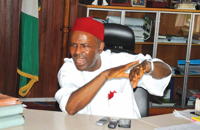 Minister for Science and Technology, Ogbonnaya Onu