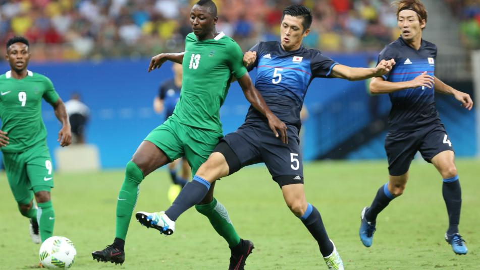 Nigeria vs Japan