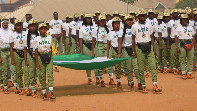 Niger Corps member