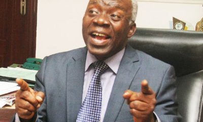 COVID-19: Ask judges to hear urgent cases via Skype, Zoom, Falana tells CJN