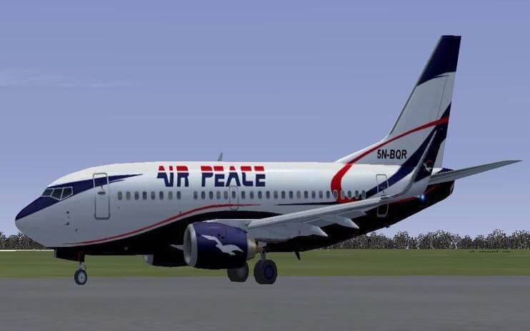 Air Peace evacuates 301 Chinese out of Nigeria