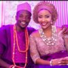 Ahmed Musa and wife