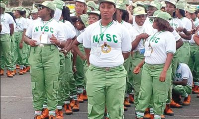 Female Corps members