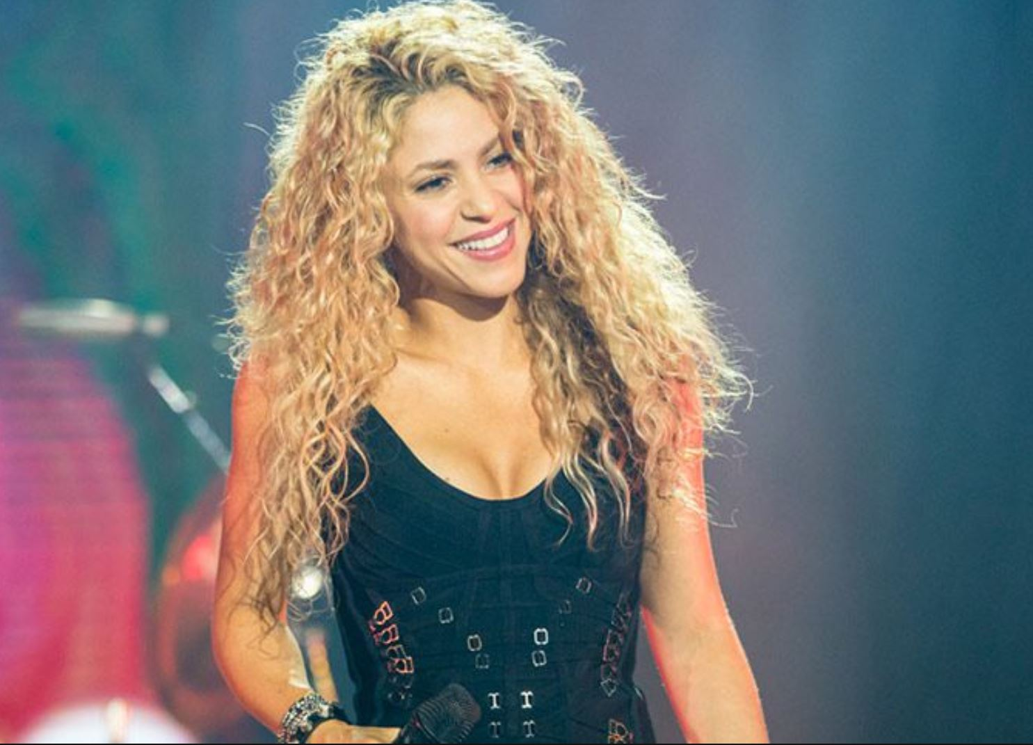 Shakira tax