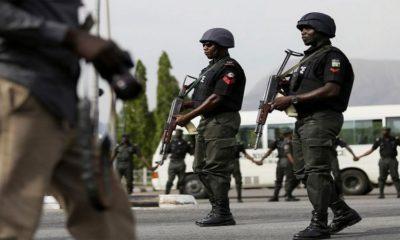 Abuja Police