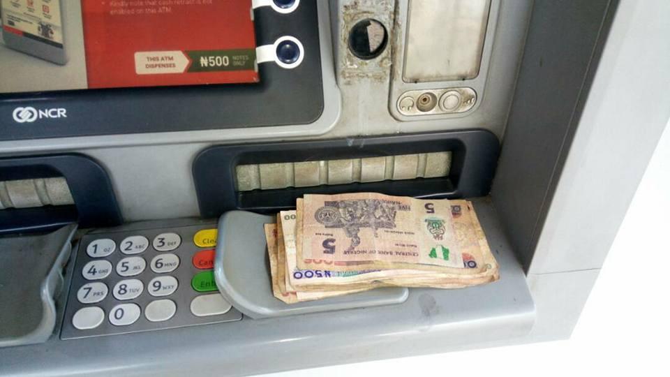 ATM man