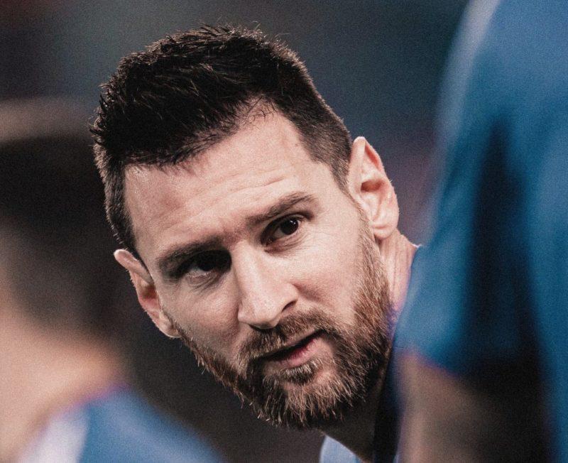 Barcelona Messi injury