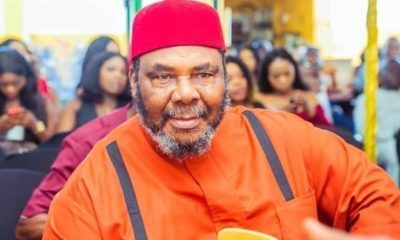 Pete Edochie bags African Film Legend award at TAFF