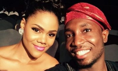 Timi Dakolo and wife, Busola, celebrate 8th wedding anniversary