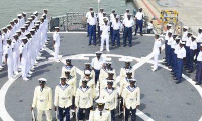 Navy begins recruitment