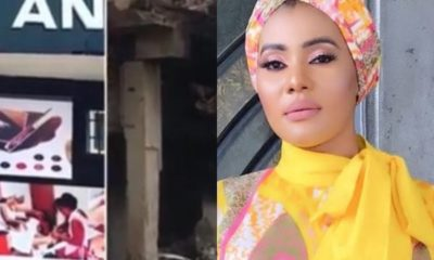 I lost houses, cars, properties to Abule Ado pipeline explosion, Actress Nkiru cries out
