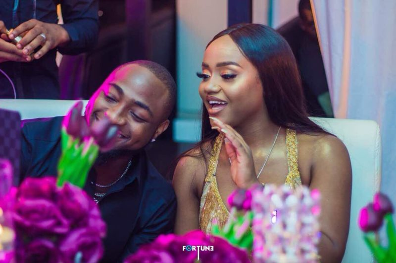 Davido: Chioma allegedly breaks up with baby daddy after fourth baby saga