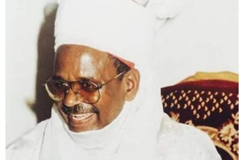 Emir of Jere dies at 70