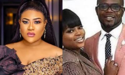 'You can never be wrong in my eyes', Nkechi Blessing reacts to Funke Akindele's arrest