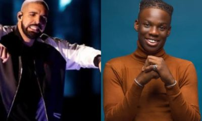 Watch video of Drake vibing to Rema's 'Dumebi', should we be expecting a collabo?