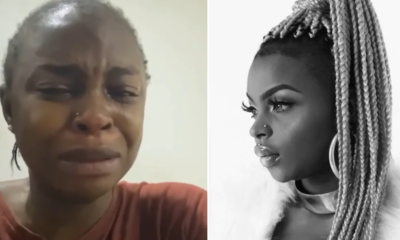 Singer BM Baby weeps bitterly after losing brother, says hospitals neglected him