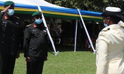 Nigerian sailor emerges Best Masters Student in Rwandan University