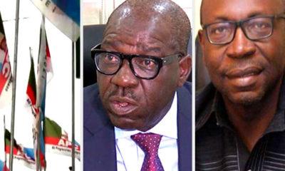 Edo 2020: Obaseki, Ize-Iyamu, others face screening panel