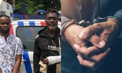 Nigerian singer, Pianist arrested for robbery in Lagos