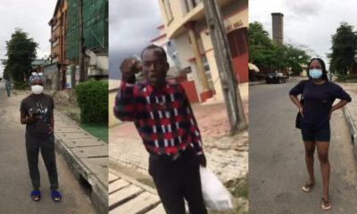 You will rot in hell, Pastor allegedly attacks ladies over indecent dressing in Lagos
