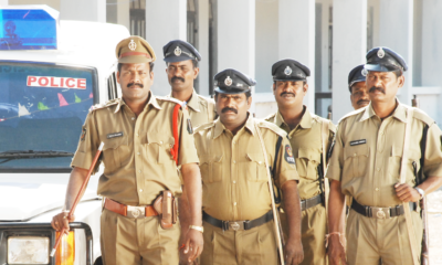 Indian-police