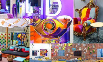 Colorful! See BBNaija season 5 'Lockdown' house (Photos)