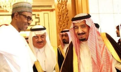 King Salman Bin Abdulaziz, Buhari