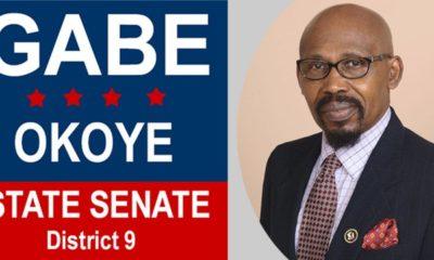 Gabe Okoye