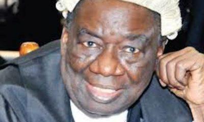 Chief Richard Akinjide