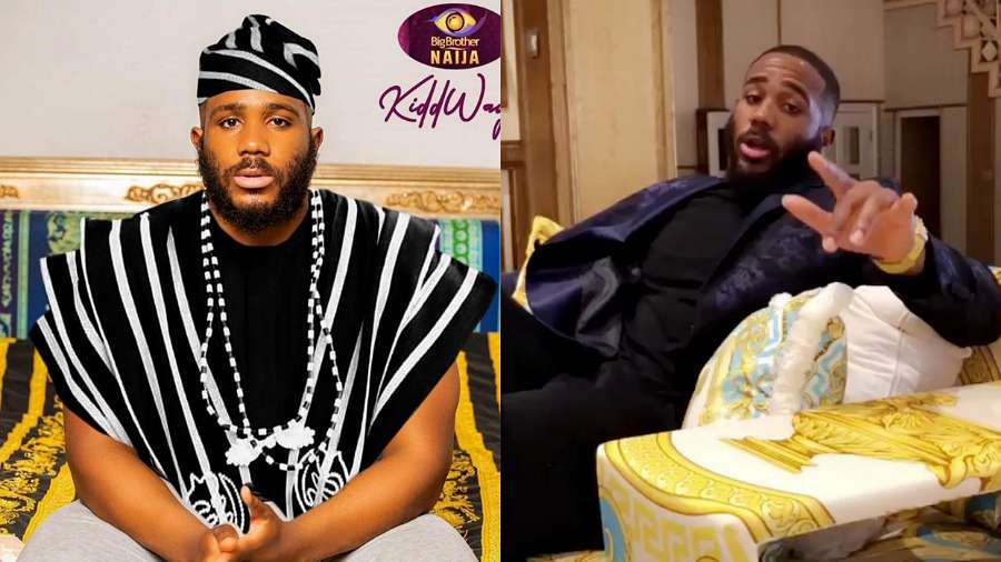 My father demonstrates love with wealth – Kiddwaya - WuzupNigeria  Entertainment