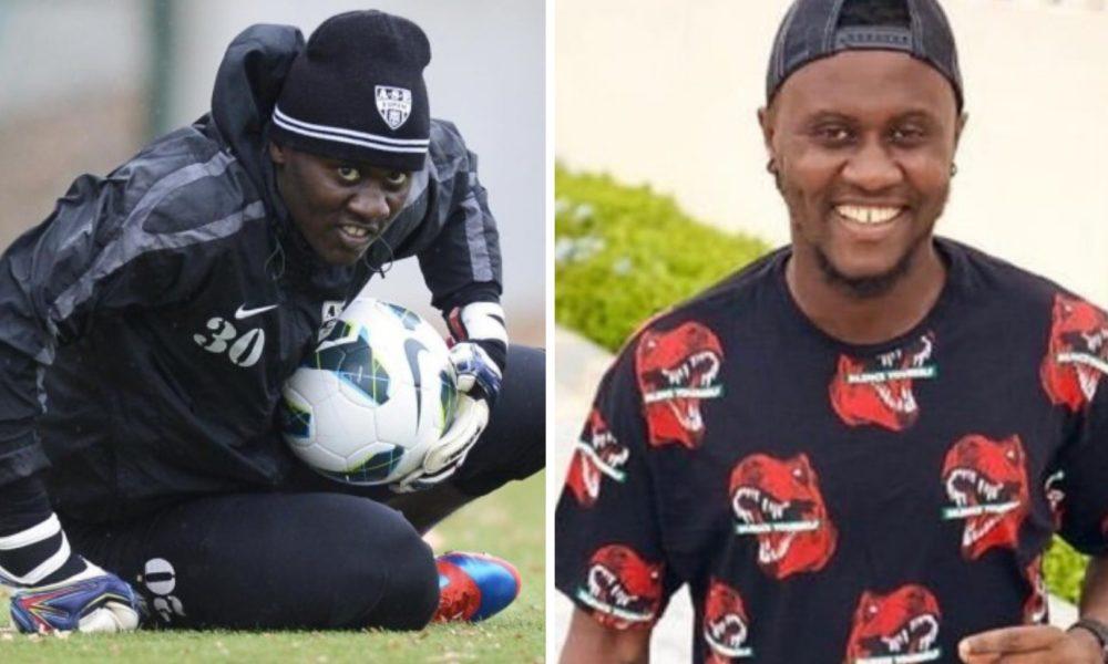 Former Flying Eagles goalkeeper, John Felagha dies - WuzupNigeria Sports